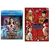 【Amazon.co.jp限定】くるみ割り人形と秘密の王国 ブルーレイ+DVDセット ゴムバンド付きオリジナルリングノート付き(B6サイズ) [Blu-ray]