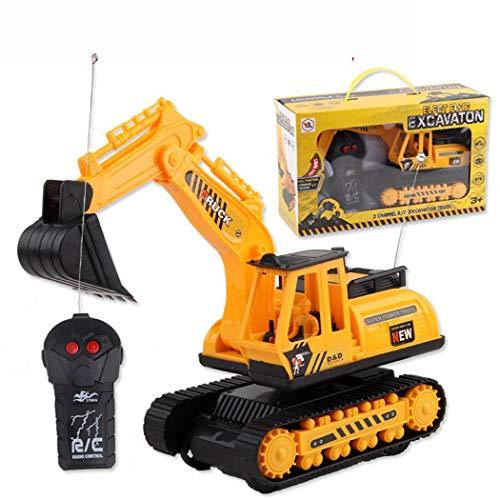Escavatore per bambini telecomandato