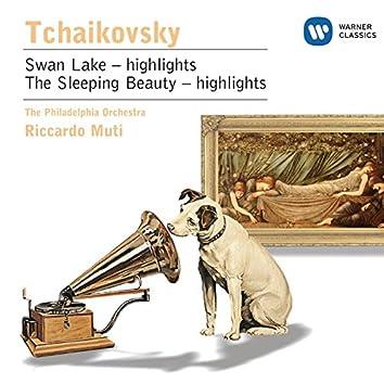 Tschaikowsky: Der Schwanensee/Dornröschen - Suiten