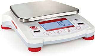 Ohaus NV2101 AM Navigator Portable Scale, 2100 g x 0.1 g