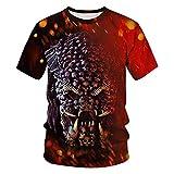 SSBZYES Verano Camisetas para Hombre Camisetas De Manga Corta para Hombre Camisetas para Parejas Camisetas De Moda De Manga Corta para Hombres Y Mujeres Camisetas De Manga Corta con Cuello Redondo