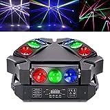 LED Bar Licht 9X3W RGB LED Moving Beam Scheinwerfer KTV DJ Disco Lighting