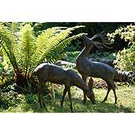 Garden Ornaments Antique Bronze Sculptures