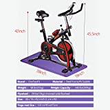 Zoom IMG-2 onetwofit cyclette da spinning bike