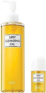 DHC Deep Cleansing Oil, 10.1 fl. oz & Deep Cleansing Oil Travel Size, 1 fl. oz.