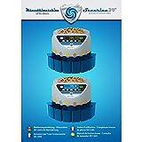 Geldzählmaschine Securina24 SR1200 Abhülsung – Münzzähler, Münzsortierer - 4