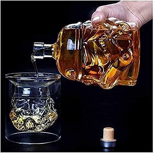 KDHSD Decantadores Whisky Decanter Whiskey Glasses Whisky Decanter Decantadores para licores Whisky Cristal Cristal Vino Vino Botella Aerador Aireador Vino Accesorios Accesorios de Vidrio