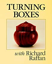 Turning Boxes: Completely Revised and Updated (Fine Woodworking DVD Workshop)