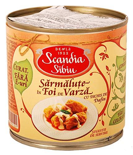 Involtini di Cavolo Verza Sarmale - Scandia Sibiu - 400 g