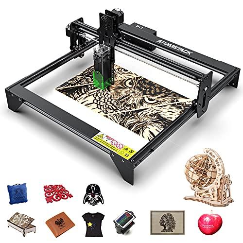 Wood Carving Desktop Printer Logo Picture Marking