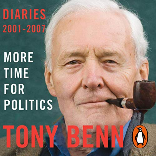 More Time for Politics audiobook cover art