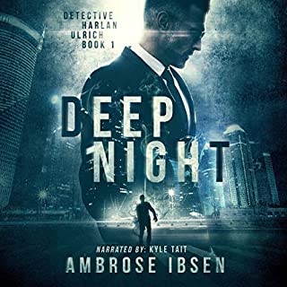 Deep Night audiobook cover art