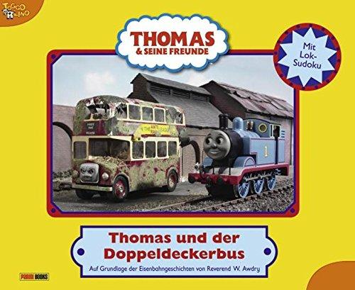Thomas und seine Freunde Geschichtenbuch 23: Thomas und der Doppeldeckerbus