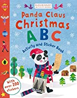 Panda Claus Christmas ABC Activity and Sticker Book (Bloomsbury Activity Books)