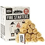 Grill Trade Firestarters - Natural Fire Starters...