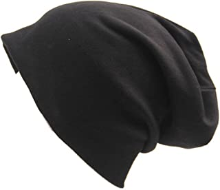 XiFe Unisex Indoors Cotton Beanie- Soft Sleep Cap for Hairloss, Cancer, Chemo