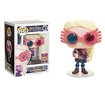 Funko Pop SDCC 2017 Harry Potter s Luna Lovegood Limited Edition Summer Convention Exclusive