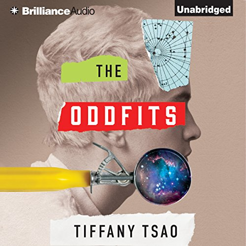 The Oddfits audiobook cover art