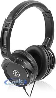 audio-technica SOLID BASS 密閉型オンイヤーヘッドホン iPod/iPhone/iPad専用 ブラック ATH-WS55i