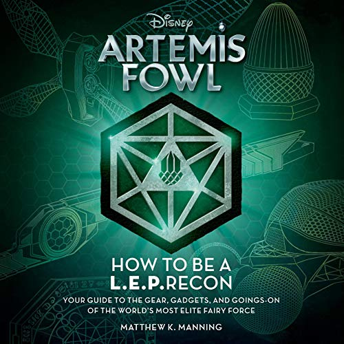Couverture de Artemis Fowl: How to Be a LEPrecon