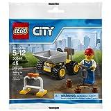 Lego MINI DUMPER Polybag set 30348 by LEGO