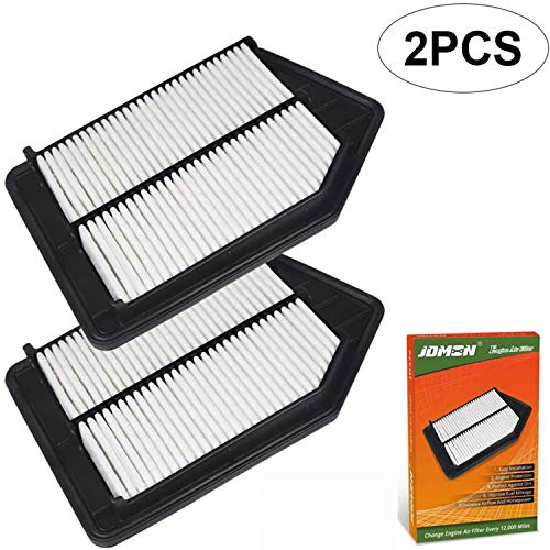 JDMON Engine Panel Air Filter Replacement for...