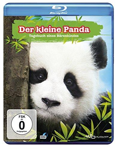 Der kleine Panda - Tagebuch eines Bärenkindes [Blu-ray]
