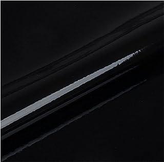 catch-L Le Tissu en Cuir recouvert de Miroir Noir Convient aux Chaussures, aux Sacs à Main et aux décorations. Bricolage F...