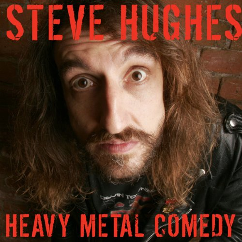 Steve Hughes audiobook cover art
