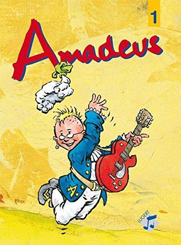 Amadeus 1, HRG, Kl. 5/6: Unterrichtswerk für den Musikunterricht in den Klassenstufen 5 und 6