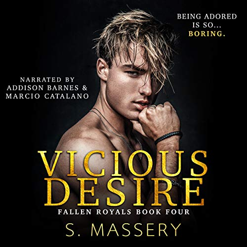 Vicious Desire cover art