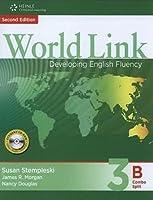 World Link, 2/e Level 3 : Combo Split 3B Student Book with Student CDROM
