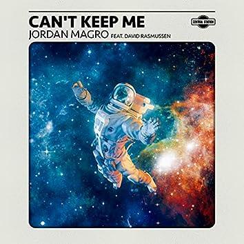 Can't Keep Me (feat. David Rasmussen)