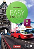 Easy English: B1: Band 1 - Kursbuch mit Audio-CD und Video-DVD - Christine House