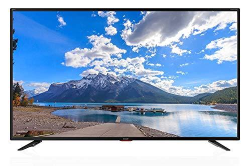 petit un compact Téléviseur LED 4K Ultra HD 4K Sharp 55BJ5E 55BJ5E – Téléviseur LED 4K 55 pouces – Téléviseur connecté / Smart TV -…