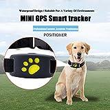 Redshooeyy GPS Tracker per cani e gatti–impermeabile Pet Finder collare di fissaggio, Smart...