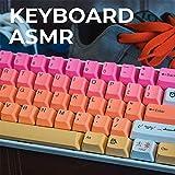 mechanical keyboard typing