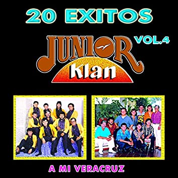 A Mi Veracruz, Vol.4 (20 Éxitos)