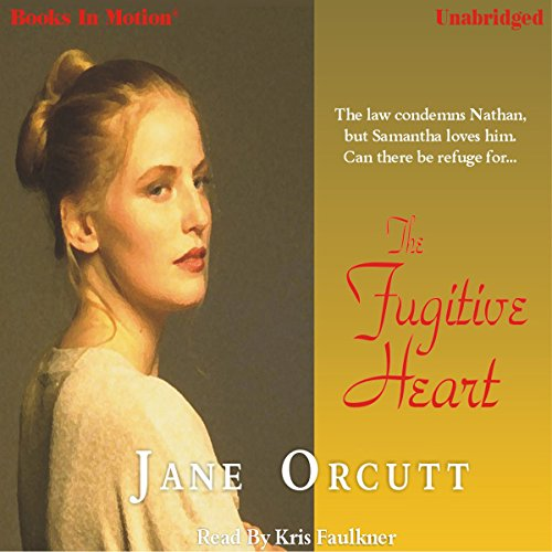 The Fugitive Heart audiobook cover art