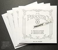 バイオリン弦 ピラストロ社製 ピラニート 4/4サイズ 4弦セット