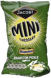 Mcvitie's Baked Mini Cheddars Branston Pickle Flavour 50 g (Pack of 30) (B004IKSPKU)   Amazon price tracker / tracking, Amazon price history charts, Amazon price watches, Amazon price drop alerts