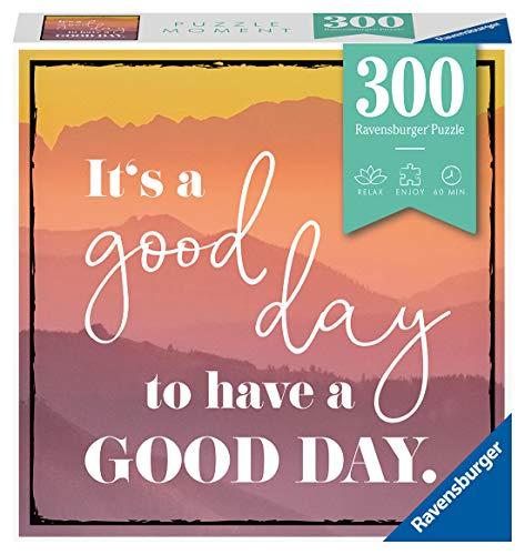 Ravensburger 129652 A Good Day, Puzzle Moment, 300 Pezzi, Puzzle per Adulti