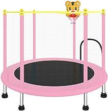 Trampoline voor kinderen Indoor en Outdoor Entertainment Trampoline met net omhulsel Springmat, trampoline voor kinderen B...