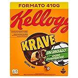 Kellogg's Krave Choco Nut, 410g...