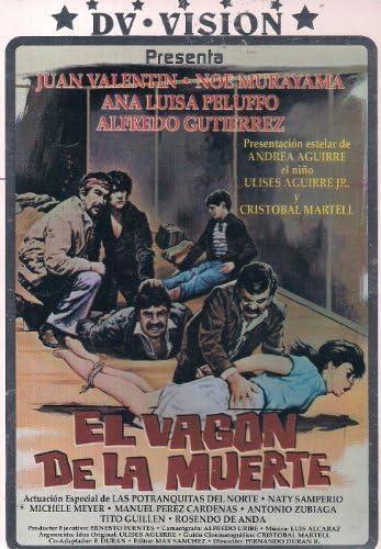 EL VAGON DE LA MUERTE product image