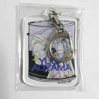 My Hero Academia Acrylic Keychain Yuga Aoyama Bunbougu Cafe Limited Anime F/S