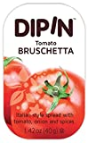 Sheffa Dipin Tomato Bruschetta Dip, 1.42 Oz (12 Pack) Long Shelf Life Italian Style Bruschetta...