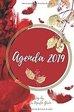 Agenda 2019: Diseño exclusivo. Interior a todo color