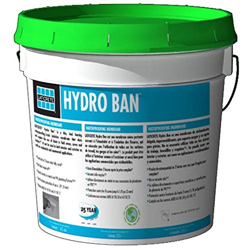 Laticrete 9255-0401-2 Ban Mini Unit - 1 Gallon Pail