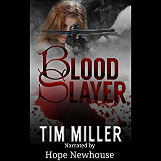 Blood Slayer audiobook cover art